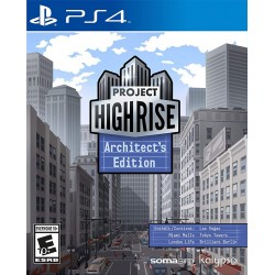 Project Highrise Architects Edition (Sony PlayStation 4, 2016)