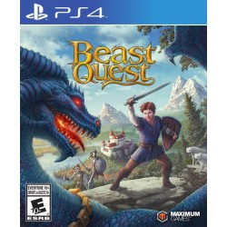 Beast Quest (Sony PlayStation 4, 2018)