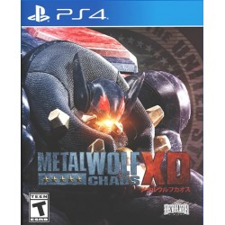 Metal Wolf Chaos XD Special Reserve Edition (Sony PlayStation 4, 2019)