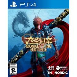 Monkey King Hero is Back (Sony PlayStation 4, 2019)