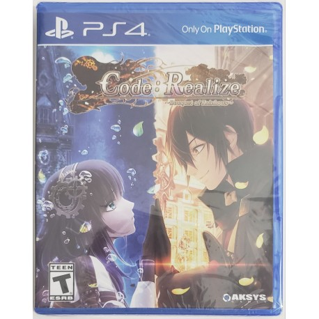 Code Realize Bouquet of Rainbows (Sony PlayStation 4, 2018)