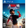 RBI Baseball 18 (Sony PlayStation 4, 2018)
