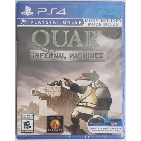 Quar Infernal Machines (Sony PlayStation 4, 2019)