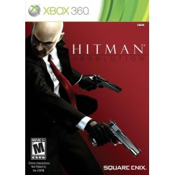 Hitman Absolution (Microsoft Xbox 360, 2012)