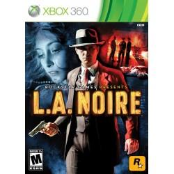 LA Noire (Microsoft Xbox 360, 2011)