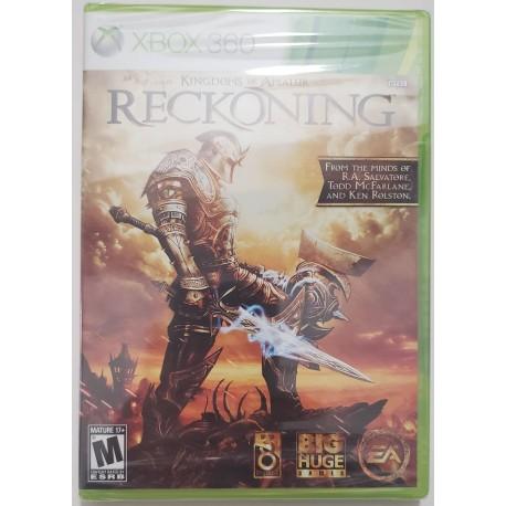 Kingdoms of Amalur Reckoning (Microsoft Xbox 360, 2012)