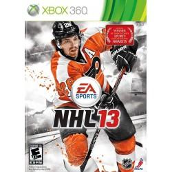 NHL 13 (Microsoft Xbox 360, 2010)