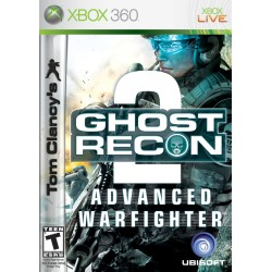 Tom Clancys Ghost Recon Advanced Warfighter 2 (Microsoft Xbox 360, 2007)