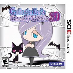 Gabrielles Ghostly Groove 3D (Nintendo 3DS, 2011)