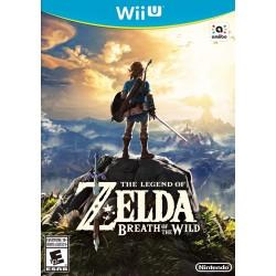 Legend of Zelda Breath of the Wild (Nintendo Wii U, 2017)