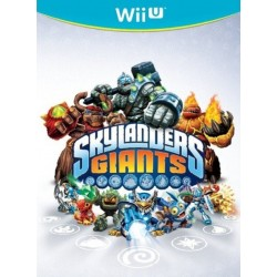 Skylanders Giants (Nintendo Wii U, 2012)