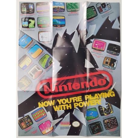 NES Poster advertisement