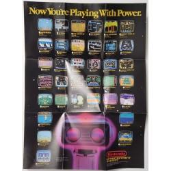 NES Poster advertisement 2