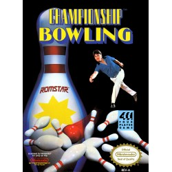 Championship Bowling (Nintendo, 1989)