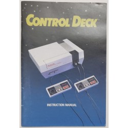 NES Control Deck Manual