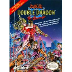 Double Dragon II: The Revenge (Nintendo, 1988)