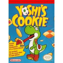 Yoshis Cookie (Nintendo NES, 1993)