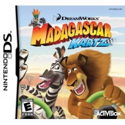 Madagascar Kartz (Nintendo DS, 2009)