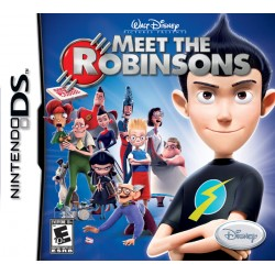 Meet the Robinsons (Nintendo DS, 2007)