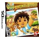 Go Diego Go Safari Rescue (Nintendo DS, 2011)