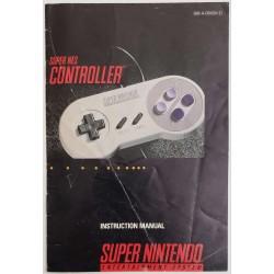 Super Nintendo Controller Manual (SNS-A-CR(USA-2))