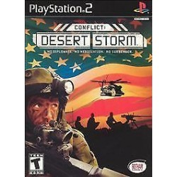 Conflict: Desert Storm (Sony PlayStation 2)