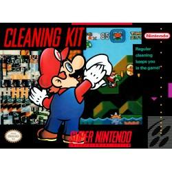Cleaning Kit (Nintendo SNES, 1988)