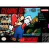 Cleaning Kit (Nintendo SNES, 1988)