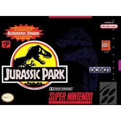 Jurassic Park (Nintendo Snes, 1993)