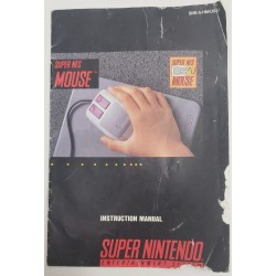 Super Nintendo Controller Manual (SNS-A-CR(USA-2))