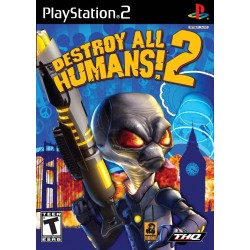 Destroy All Humans 2 (Sony PlayStation 2, 2006)
