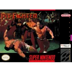 Pit Fighter (Super Nintendo, 1992)