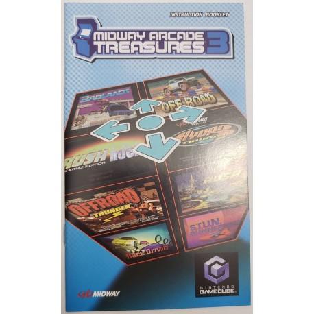Midway Arcade Treasures 3 (Nintendo GameCube, 2005)