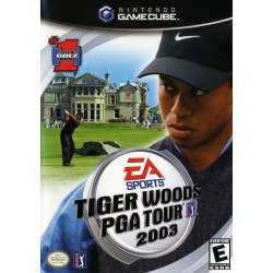 Tiger Woods PGA Tour 06 (Nintendo GameCube, 2005)