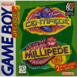 Centipede / Millipede (Nintendo Game Boy, 1995)