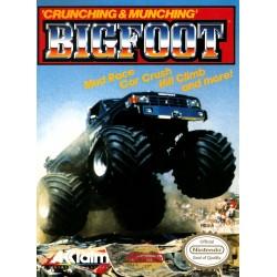 Bigfoot (Nintendo NES, 1990)