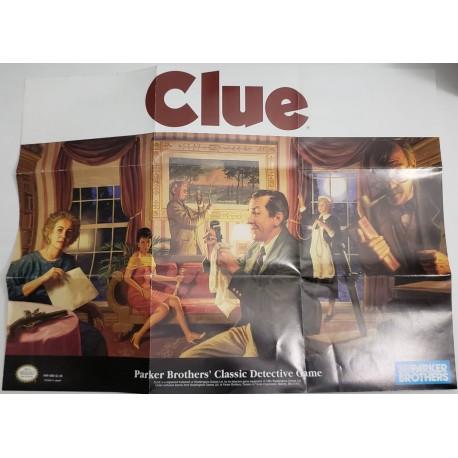 Clue (Nintendo SNES, 1992)