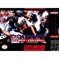 Capcoms MVP Football (Super Nintendo, 1992)