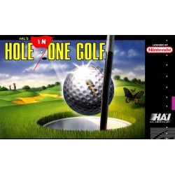 Hal's Hole in One golf (Super Nintendo, 1991)