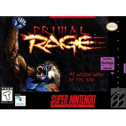 Primal Rage (Super Nintendo, 1995)