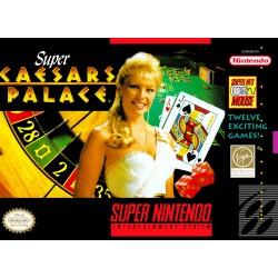 Super Caesars Palace (Super Nintendo, 1993)