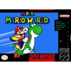 Super Mario World (Super Nintendo, 1991)