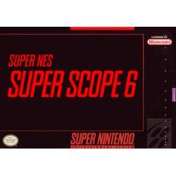 Super Scope 6 (Super Nintendo, 1992)
