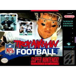 Troy Aikman NFL Football (Super NES, 1995)