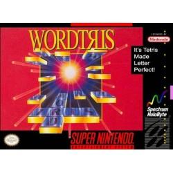 Wordtris (Super Nintendo, 1992)