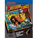 Freedom Force (Nintendo NES, 1988)