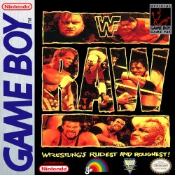 WWF Raw (Nintendo Game Boy, 1994)
