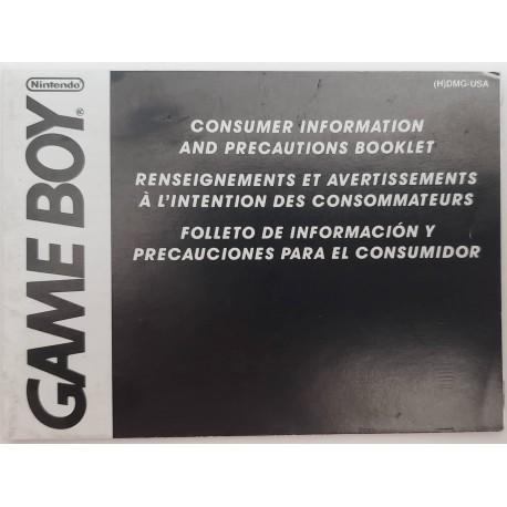 Manual (H)DMG-USA