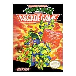 Teenage Mutant Ninja Turtles II: The Arcade Game (Nintendo, 1990)