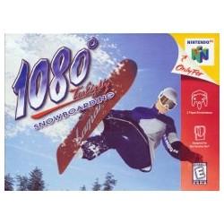 1080 Snowboarding (Nintendo 64, 1998)